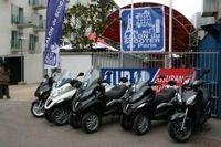 Salon du Scooter de Paris En Direct : Des essais Scooters grâce aux City Days
