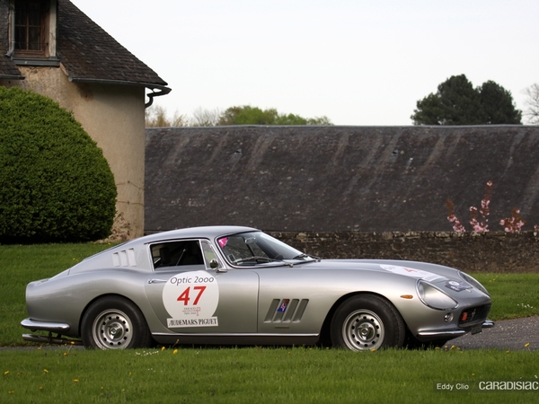 Photos du jour : Ferrari 275 GTB (Tour Auto 2011)