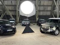 Salon de l'auto Caradisiac 2020 - Le stand Land Rover: nouvelles coqueluches