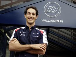 F1 : Williams choisit Bruno Senna