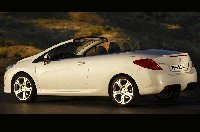 Future Peugeot 308 CC : la voilà !