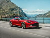 Aston Martin confirmela version de série de la Vanquish Zagato