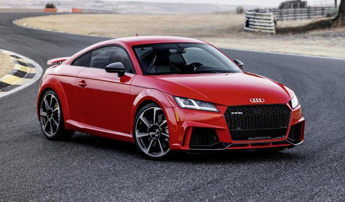 Un avenir sombre pour les Audi TT et R8