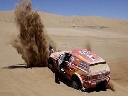 Sondage de la semaine: Le Dakar vous intéresse-t-il ?
