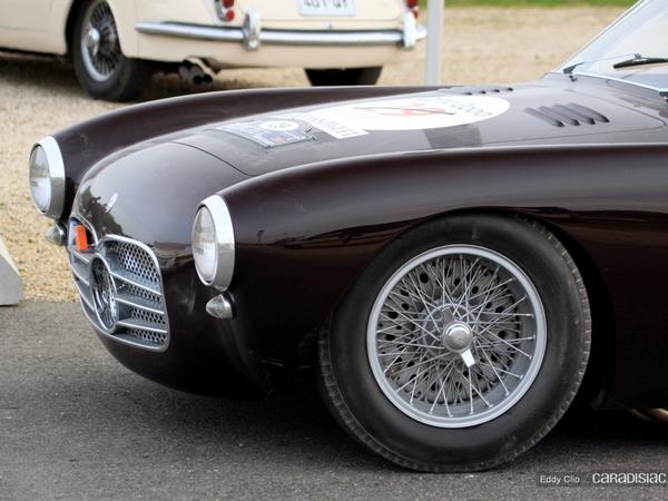 Photos du jour : Maserati A6G Zagato Coupé (Tour Auto)