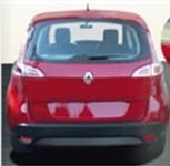 Renault Scénic 3: son véritable visage