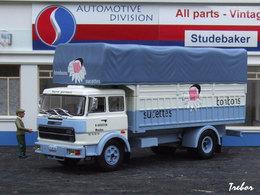 1/43ème - UNIC-FIAT 619