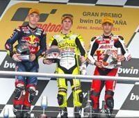 Moto GP - Espagne: Le classement dans les championnats après Jerez