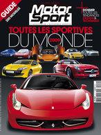Presse : Toutes les sportives du monde 2009 by Motorsport Magazine
