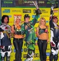 SX 2011 - Dallas : Dean Wilson s'impose et lance le sprint final