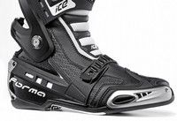 Forma Ice Flow: botte racing aérée…