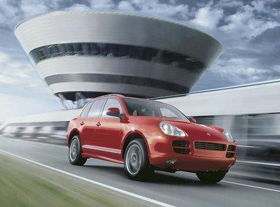Porsche Cayenne Diesel : avec un V6 TDI de 320 ch