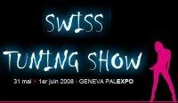Le Swiss Tuning Show, c'est ce week-end !