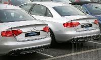 Nouvelle Audi S4 en avant-première