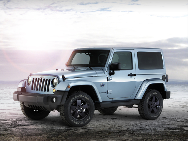 Jeep Wrangler Arctic : une nouvelle série spéciale