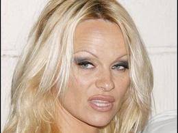 Faites une bonne action, achetez le Range Rover de Pamela Anderson