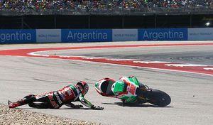 MotoGP: Misano détient le nouveau record de chutes en Grand Prix