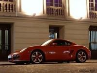 Photo du jour : Porsche Cayman S