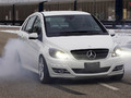 [Vidéo] Voici comment grogne et fume la Mercedes B55