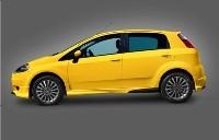Fiat Punto Turbo: sud-américaine