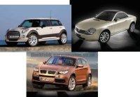 Mondial de Paris : BMW X1, Mini Crossman, Lancia Fulvia au programme