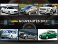 Nouveautés 2011 : Caradisiac vous présente 100 modèles