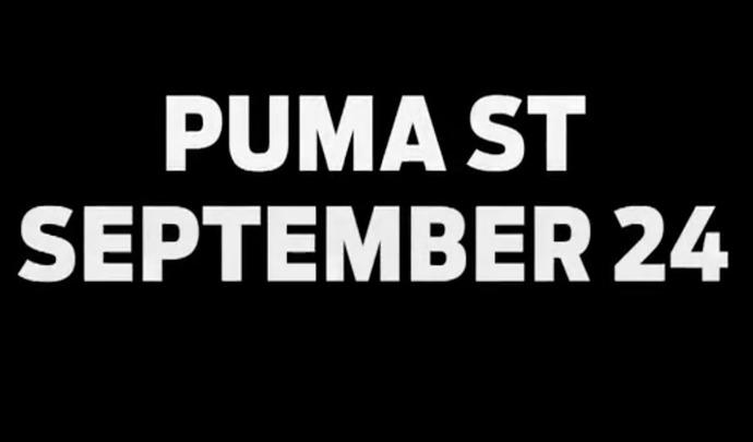 Le Ford Puma STbondirale 24 septembre