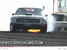 Powercruises australiennes : le best of des crashs, flammes et autres explosions de moteur de 2010