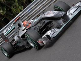 Michael Schumacher repousse ses limites
