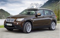 Futur BMW X3 : comme ça ?