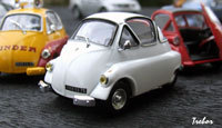 Miniature : 1/43ème - ISO Isetta