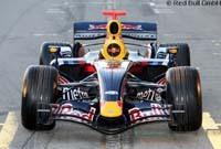 Présentation de la Red Bull Racing RB3 à Barcelone