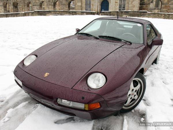 La minute du propriétaire : Alexandre nous présente sa Porsche 928 GT