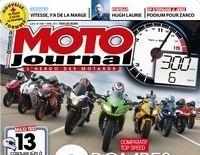 Nouvelle formule de Moto Journal dans les kiosques, le 7 avril