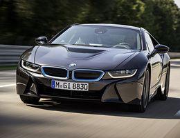 BMW : l'i8 bientôt en tout électrique ?