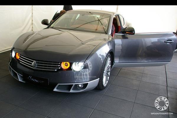 Benero : un étrange coupé à 400 000 euros basé sur l'Audi S5