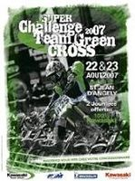 Challenger Team Green à St Jean d'Angely