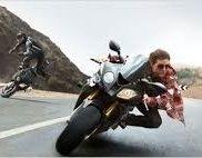 Vidéo: la mission impossible demandée par Tom Cruise aux BMW
