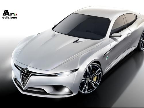 24 juin 2015: une nouvelle Alfa Romeo