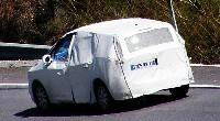 Futur Renault Scénic: cagoule XXL