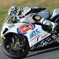 Superbike - Portimao Q.2: Smrz prive Biaggi de la pole