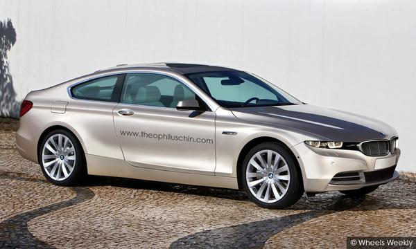 Future BMW Serie 6 : comme ça ?