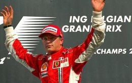F1 : Kimi Raïkkönen souhaiterait arrêter fin 2009