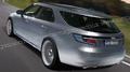 Prochaine Saab 9-5 Estate : comme ça ?