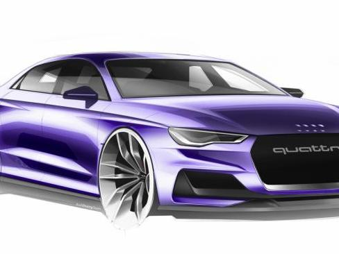 Future Audi S9: 600 ch