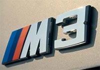 Toit souple pour la future BMW M3!