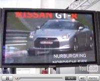 Vidéo : les 7'29 de la Nissan GT-R sur le Ring' (ajout vidéo officielle)