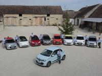 Comparatif vidéo - La nouvelle Renault Twingo face à ses rivales