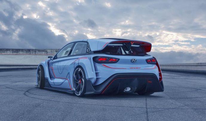 """Hyundai : une sportive """"N"""" à hydrogène?"""