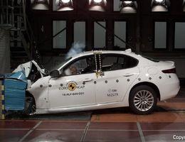 Crash-tests Euro NCAP : 5 étoiles pour les Alfa Romeo Giulia, Seat Ateca et Volkswagen Tiguan